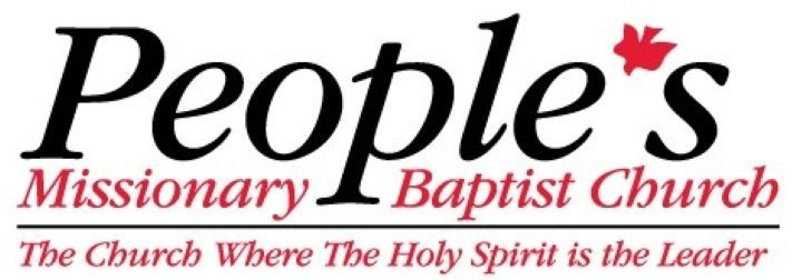 Peoples Missionary Baptist Church Dallas Tx 75215